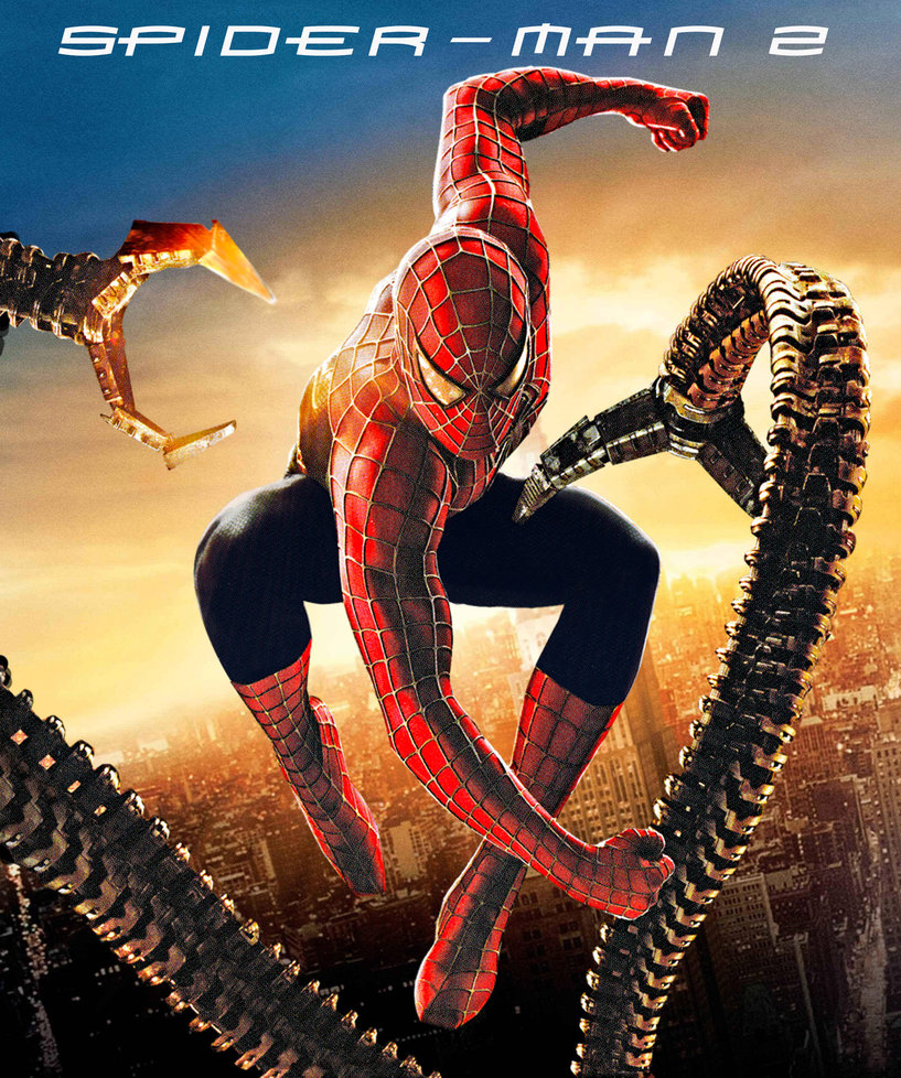 my favourite movie spider man Why spider-man is my favorite superhero also, about the amazing spider-man movies, i'll talk about those when the time comes, i have plans to review all the movies leading up to the release of captain america: civil war.
