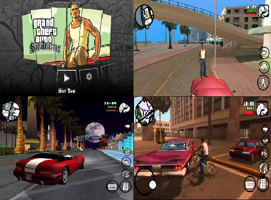 download gta san andreas for android compressed